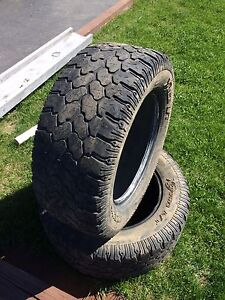 Pro comp tires need gone 300$