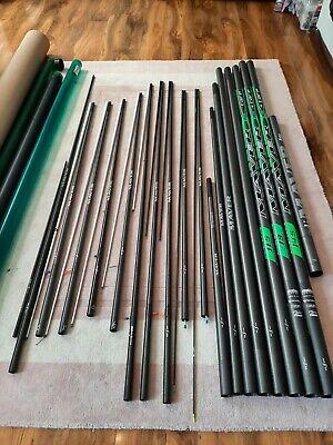 Maver Elite Carp 14.5m Fishing Pole Package