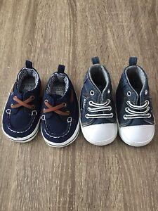 Baby boy footwear