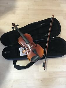 1/4 size youth violin