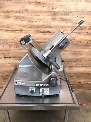Hobart 2712 Automatic Commercial Deli Slicer 12 Hp 120 V 60 Hz Phase 1