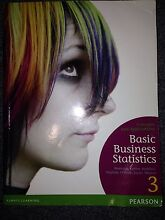 Basic Business Statistic 3 _ Berenson Clayton Monash Area Preview