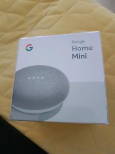 Google Home Mini - brand new