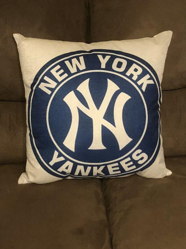 Handmade New York Yankees Pillow