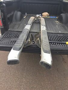 09-14 Ford F-150 super crew running boards