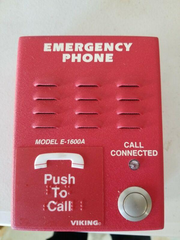 Viking Electronics E-1600A Emergency Phone (e1600a)