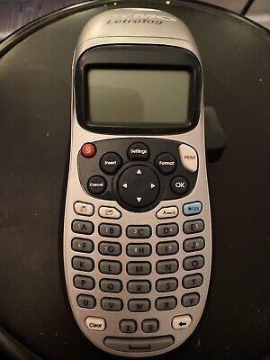 Dymo Letratag Lt-100h Portable Label Maker 1749027 705722