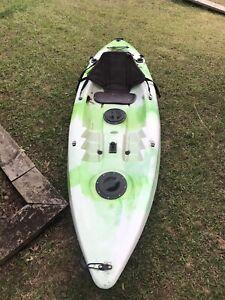 Fishing kayaks x2