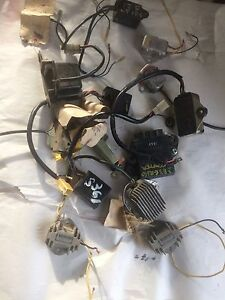 1965-1985 Suzuki Rectifiers, Regulators, Igniters,CDi