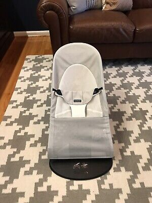 BabyBjorn Soft Bouncer - Gray