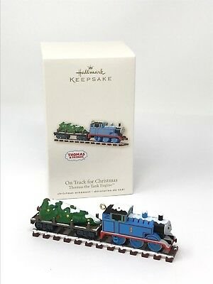 Hallmark Keepsake 2008 Thomas the Train On Track for Christmas Tree Ornament  ()