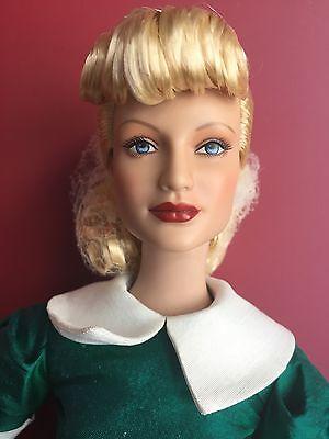 "Tonner Tyler Antoinette 16"" Lady Ozmopolitan Dressed Oz LE Doll No Box No Stand"
