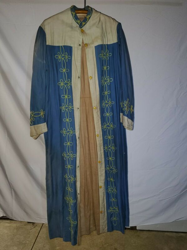 Antique Odd Fellows Samaritan Robe