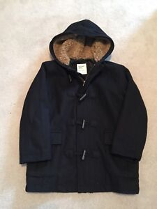 Boys size 8 Old Navy Peacoat