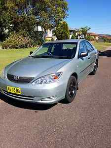 2004 Camry Altise, 5 speed manual, tow bar, excellent condition Morisset Lake Macquarie Area Preview