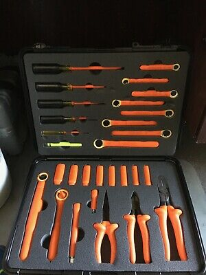 30 Piece Electrical Maintenance Insulated Tool Kit