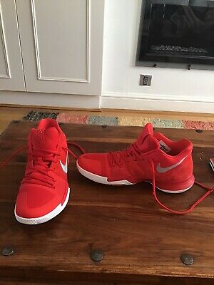 Nike Kyrie Irving 3 Red Suede  UK 10