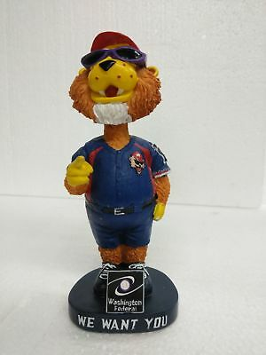 We Want You Washington Federal Wjpa Bobblehead Bobble Head