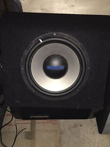 Buying all car sub woofers. Amps or head units cash Burswood Victoria Park Area Preview