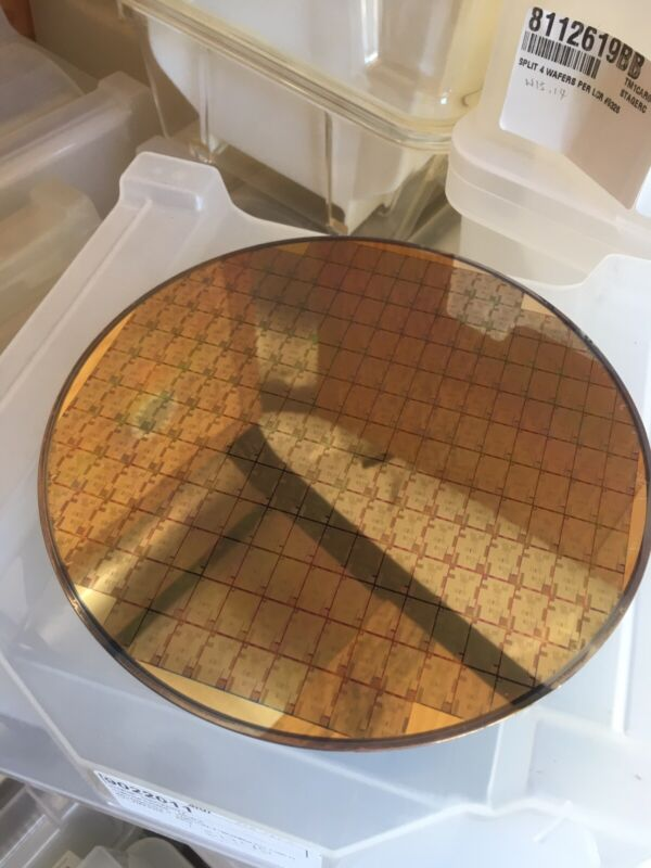"""SILICON WAFER 8"""""""