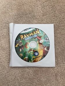 Rayman legends Wii game