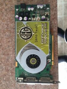 geforce 7800 pcie 2 dvi 20$