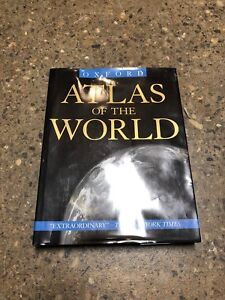 Oxford Atlas of the World 12th Edition