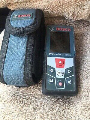 Bosch GLM 42 Professional Laser Range Finder