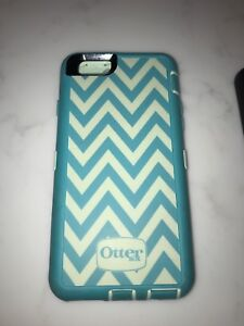 Brand new blue and teal otter box for iPhone 6/s