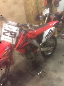 Trade for 450 or 2 stroke