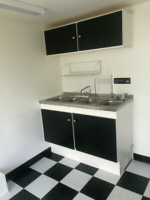 Food Concession Trailer 79 X 10 For Sale Brand New. 10200 No Ac
