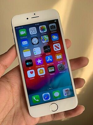 Apple iPhone 6 - 16GB - Silver (Vodafone) A1586 (CDMA + GSM)