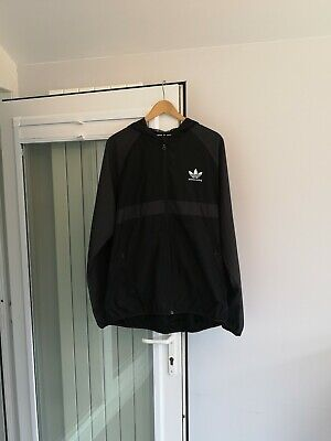 Adidas skateboarding Jacket XL. Windbreaker style. Excellent condition.