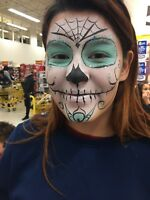 Maquillage Halloween/fête d'enfants/body painting
