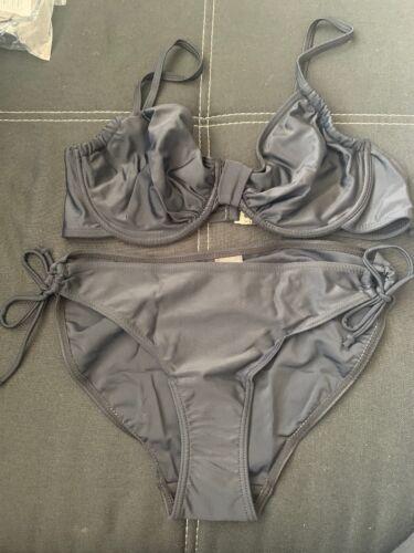 BPC Selection Damen Bikini Set Schwimmanzug Gr. 42 Cup 80 C NEU Schwimmset 2 Tlg