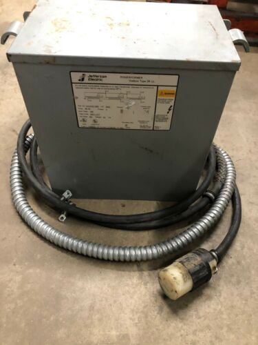 Jefferson Electric 413-0101-055 Transformer