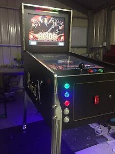 The Ultimate Custom Virtual Pinball Arcade Machine Combo Wangara Wanneroo Area Preview