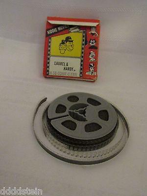 VINTAGE LAUREL & HARDY - ATLAS FILMS - 8MM - H-58 COME CLEAN