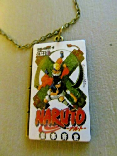 Naruto Necklace  #NA3 (New)