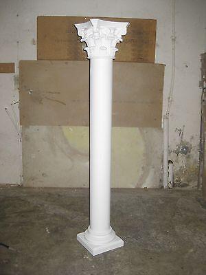 Säule Höhe210cm Pfeiler Raumsäule Stütze griechisch römisch orientalisch Podest