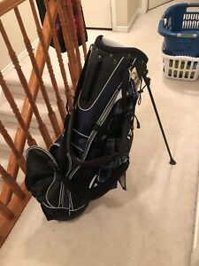 TM standing carry bag. Barely used. Mint