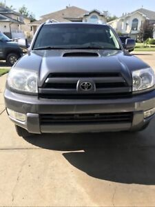 2005 TOYOTA 4RUNNER SPORTS EDITION FOR SALE