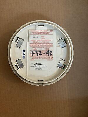 Siemens Cerberus Pyrotronics Ili-1 Fire Alarm Smoke Detector Head Used No Base