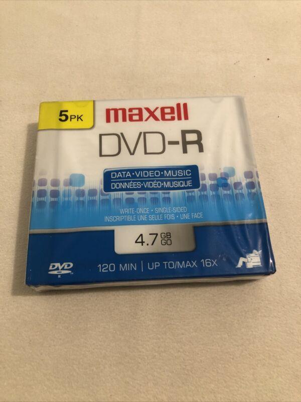 MAXELL 638002  4.7 GB 16X DVD-R