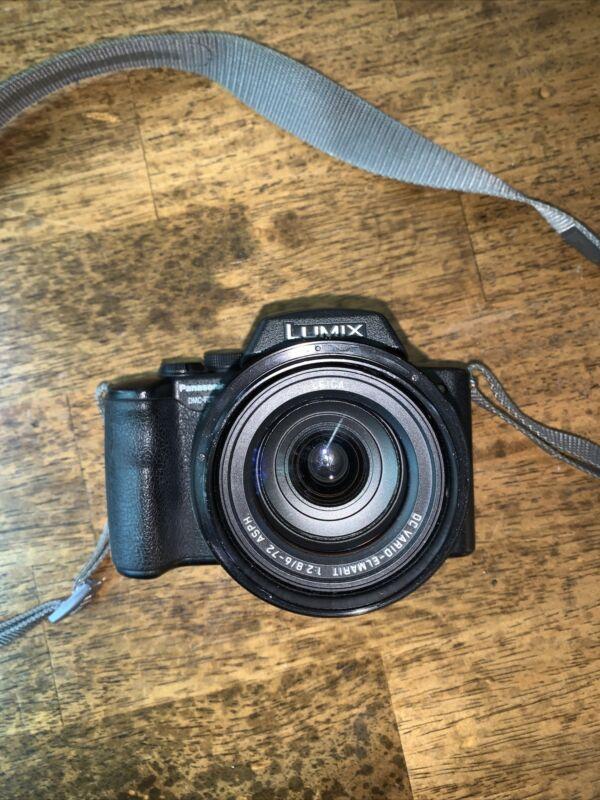 Panasonic Lumix DMC-FZ20 Digital Camera 12x Optical Zoom Leica 6-72mm F2.8 Lens
