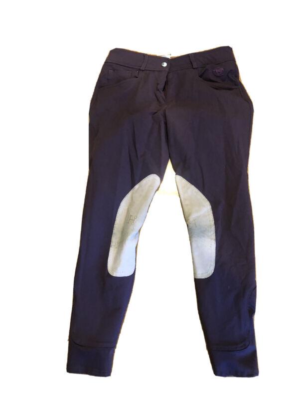 smartpak hadley breeches knee patch 28R