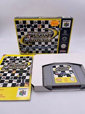 Penny Racers - Komplett/OVP Nintendo 64/ N64