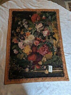 Flemish Bouquet - Flemish Bouquet Tapestry High Point, NC 4104 32 X 44