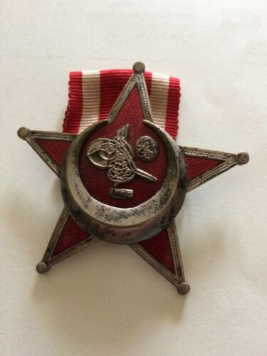 WW1 German Gallipoli star WWII Ottoman Empire