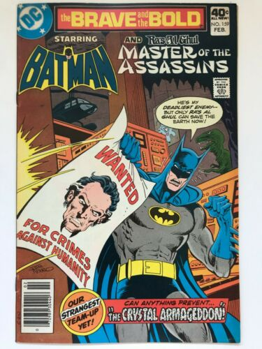 Brave and the Bold #159 - Batman & Ra